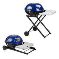 Quality Kettle & Round BBQ Grills 22.5'' Folding trolley grill kettle bbq grill wholesale