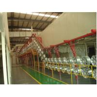 Quality Automotive wheel coating line Automotive wheel automatic spraying line wholesale