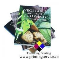 Quality softcover binding book Paper bag Printing wholesale