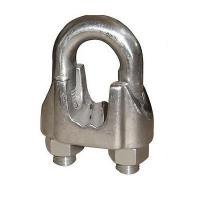 Quality Wire Rope Clip US Type Casted Malleable Clip wholesale