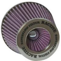 Buy cheap Air Intakes Universal Ractive Superflow Air Filter - 3 Inch - Chrome - SF100 from wholesalers