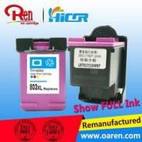 Quality For HP 63XL 123XL 302XL 803XLRemanufactured inkjet ink For HP inkjet Printer ink cartridge wholesale