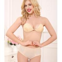 China Lace Push Up Silicone Bra on sale