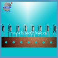 China Resistance fuses Product Introduction:interrupting rating fuse on sale