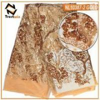 China popular cotton polish lace fabric embroidery swiss lace fabric for men on sale
