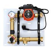 Quality Water Mixing Valve GLK-7103 wholesale