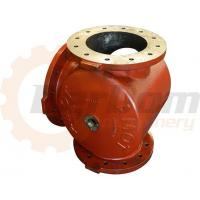 Quality Ductile iron casting from Chinese casting foundry, machined valve Body wholesale