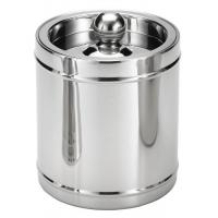 Buy cheap IB080 Double-walled Ice Bucket Wine Cooler Beer Cooler Barware from wholesalers