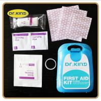 Cheap Health care portable emergency first aid kit box for outdoor and home for sale