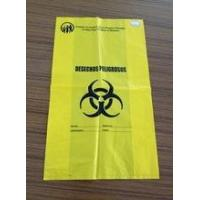Quality medical waste bag 2016 HDPE new medical waste bags plastic for hospital wholesale