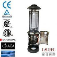 China Patio Heater Round gas patio heater flame retractable on sale