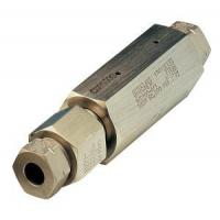 Buy cheap Check and Excess Flow Valves from wholesalers