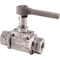 2 Way Quarter Turn High Pressure Ball Valve