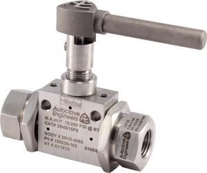 Cheap 2 Way Quarter Turn High Pressure Ball Valve for sale