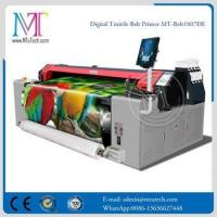Quality High Quality CMYK 4 Color DX5 DX7 Heads digital print fabric textile printing wholesale