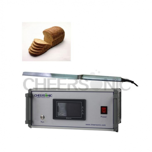 Cheap High Speed Environmental Protection Automatic Ultrasonic Loaf Cake Cutting Machine for sale