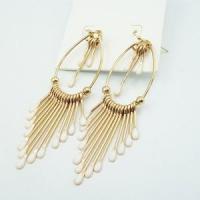 China wholesale gold plated jewelry earrings woman on sale