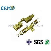 Buy cheap High Quality Sheet Metal Brass Stamping Parts Made in China from wholesalers