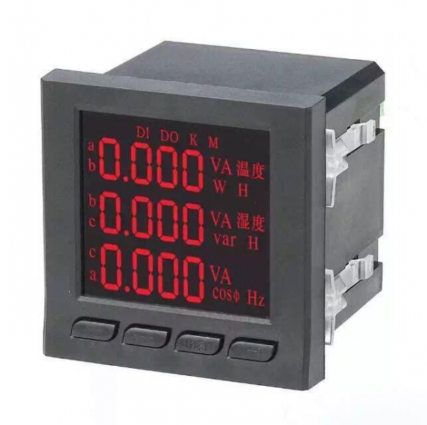 Cheap MANUFACTURER SINGLE PHASE DIGITAL POWER METER/ANALOG PANEL METER for sale