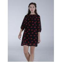 Buy cheap 100%POLYESTER PRINT DRESS from wholesalers