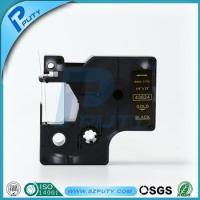China 6mm Gold on Black Ribbon Cassette D1 43624 Compatible Dymo Label Manager on sale