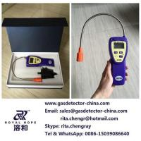 Quality Portable hydrogen H2 gas leak detector to find leakage source wholesale