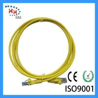 Quality Yellow 24AWG cat6 wholesale