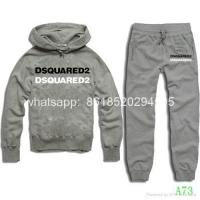 Quality Wholesale replica DSQUARED2 tracksuit cheap DSQ hoodies pants hot sell wholesale