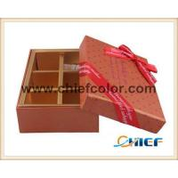 Buy cheap CC-PBX375 Purple spots copper-colored delicate chocolate box product