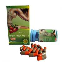 China Original meizi super power fruits Slimming Capsule on sale
