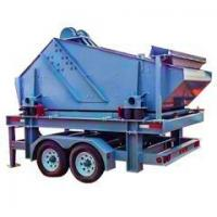 Buy cheap Mobile dewatering screen from wholesalers