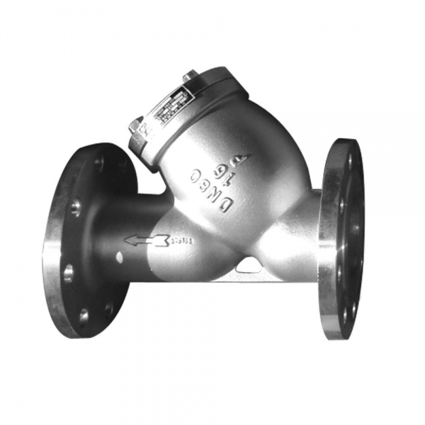 China Flanged Y-type Strainer