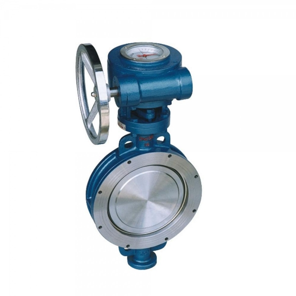 China Metal Sealing Butterfly Valve