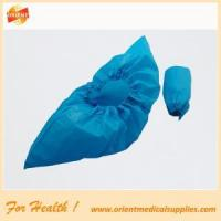 Quality disposable protective cleanroom shoe cover wholesale