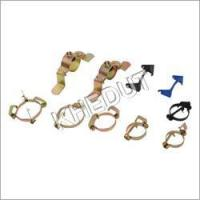 China Sprinkler Pipe Clamps on sale