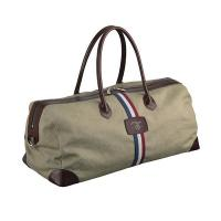 Buy cheap Luxury canvas travel bag from wholesalers
