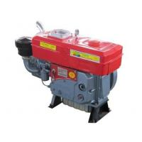 Buy cheap S195 14HP Small Horsepower Single Cylinder Diesel Engine product