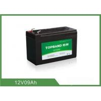 Buy cheap 12 Volt Lithium Battery Deep Cycle , Rechargeable Lithium Battery Pack product
