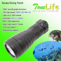 China Scuba Diving Torch TL3209 on sale