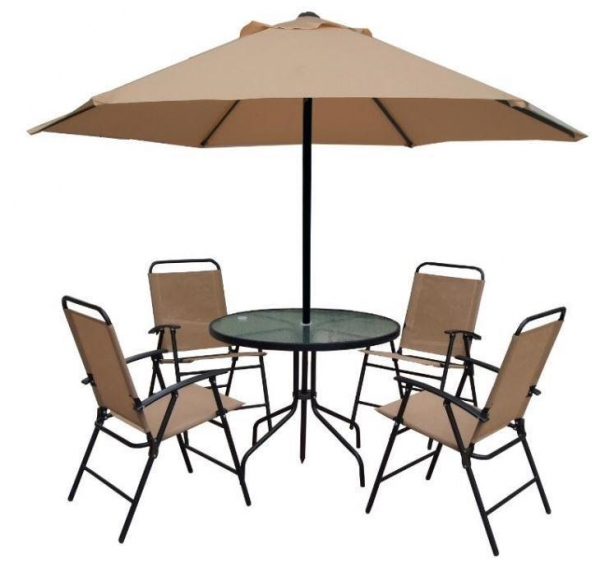 Cheap Table And Chairs Set: Cheap Favoroutdoor Garden Patio Set Furniture With 4