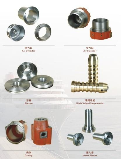 Cheap Engine spare parts by China made for sale