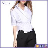 China Womens Work Blouses,T Shirt Blouse,Womens Summer Shirts on sale