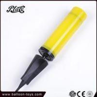 China Hand Operated air Pump, Hand Held Air Pump Balloon Inflating for Weddding on sale