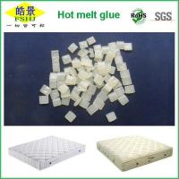 China Non Woven Mattress Hot Melt Adhesive , Hot Melt Pellets For Sofa Water Resistance on sale