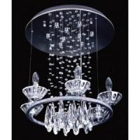 China Modern crystal wall lamp Candle crystal chandelier on sale