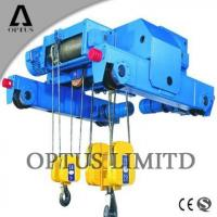 Buy cheap HC electric wire rope hoist product