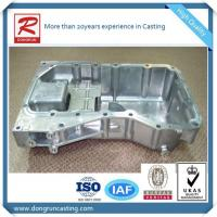 Buy cheap Aluminum alloy gravity casting oil pump from wholesalers