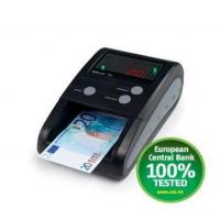 CD125 Black Counterfeit Detector For Euro and British Pound Counterfeit Detectors For Sale