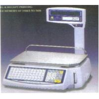 Quality ACOM - Nets-Retail scale barcode labeler / Receipt Issuer Weighing Scales For Sale wholesale