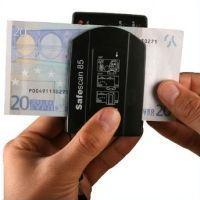 CD85 Counterfeit Detector Pocket Size for Euro and GBP Counterfeit Detectors For Sale
